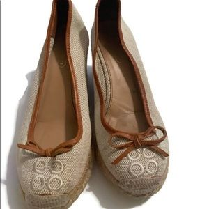 Coach wedge shoes 7